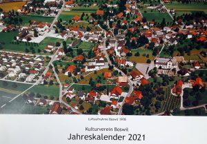 Publikationen Kulturverein Boswil