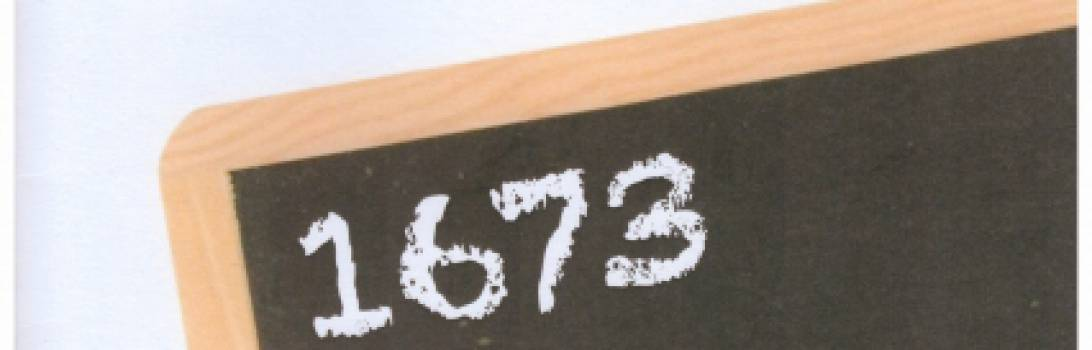 """Broschüre """"Schule Boswil von 1673 bis 2015"""""""